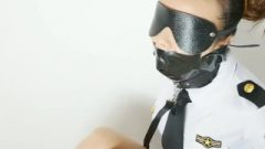 Chinese Official Bound And Gagged