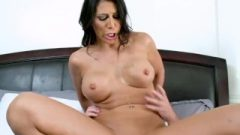 Milf Gets Tied Up And Face-Fucked – Brazzers