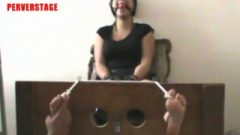 Police Girl Tickling
