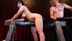 Badtimestories – Sensual German Chick Tied Up For Screaming Bdsm Orgasms Torture