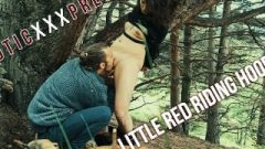 Tiny Red Riding Hood Got Tied Up In Massive Dark Scary Woods – Eroticxxxpress