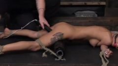 Kenzie Reeves – Bdsm – A Fine Piece Of Roped Up Meat 3