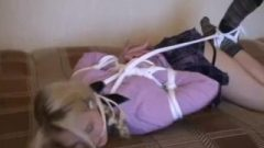 Sock Roped Up