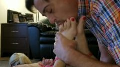 Housewife Bondage Foot Adulation 2
