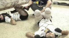 Asian Policewomen Trapped And Kidnapped 02