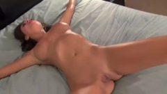 Victoria Marquez Roped Up Spreadeagle