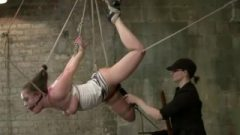 Rope Suspension And Multiple Climax – Ht