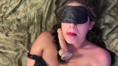 Helpless Vixen Tied Up Smacked Depraved And Smashed Blindfolded