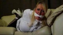 White Blouse BDSM