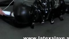 Latexslave.sex Denerys Training (rubber Doll Latex Catsuit BDSM