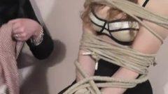 Scarf BDSM 5